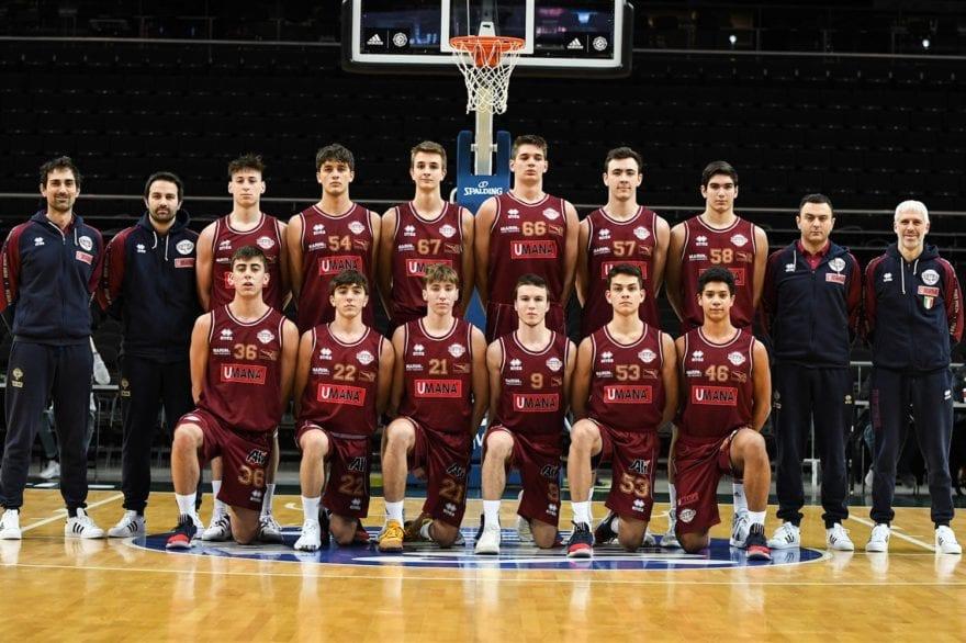 progresivo Caducado guía  Giovanili: La Reyer U18 parteciperà all'Euroleague Basketball Adidas NGT  (27-29 dicembre a Valencia). Sesta partecipazione per gli orogranata. -  PallaDue